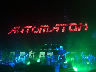 My review - Jamiroquai in Berlin, Velodrom 13 Nov 2017
