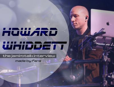 Howard Whiddett - The Jamirotalk Interview - made by fans