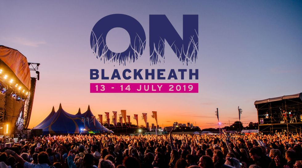 OnBlackheath Festival 13.-14. July 2019