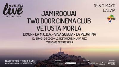 JAMIROQUAI @ Mallorca Live Festival