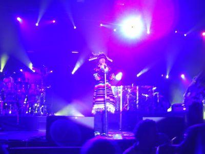 Jamiroquai @ Poliedro de Caracas. 28/03/2006. Dynamite Tour.